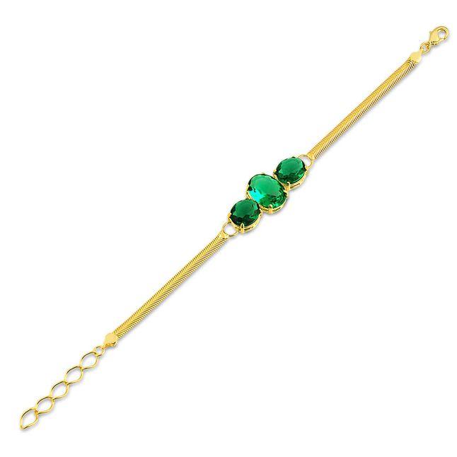 joias-pulseira-semi-joia-banhado-ouro-18k-com-cristal-verde