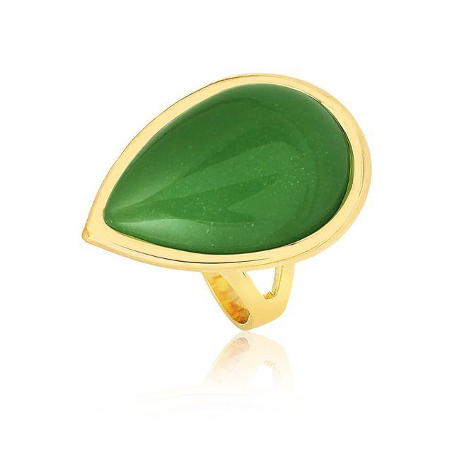 joias-anel-semi-joia-vidro-verde-banhado-ouro-18k
