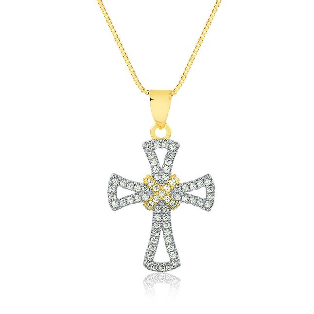 joias-colar-semi-joia-cruz-banhado-ouro-18k-com-zirconias-cristal