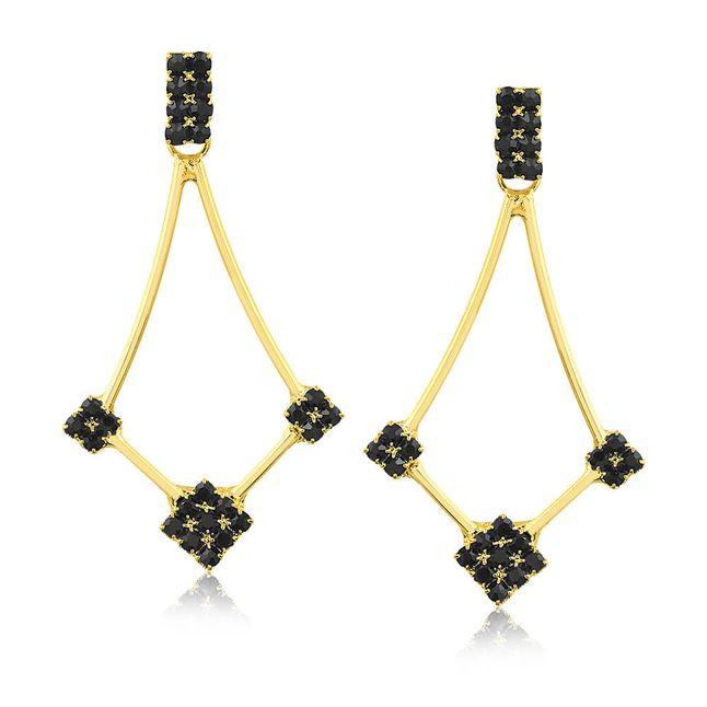 joias-brinco-semi-joia-banhado-ouro-18k-com-strass-black