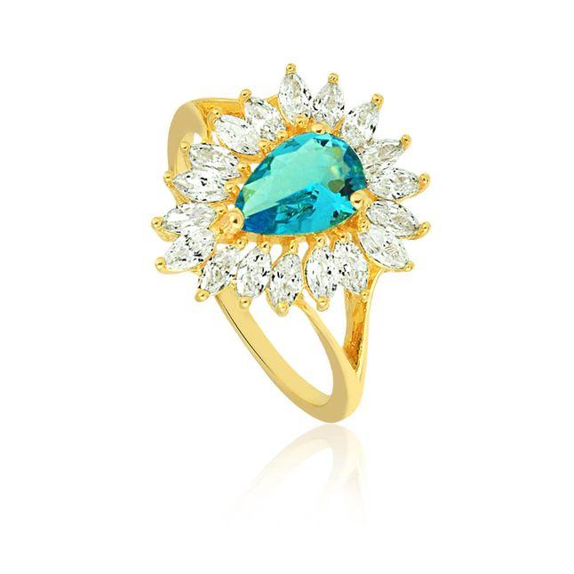 joias-anel-semi-joia-banhado-ouro-18k-com-zirconias-cristal-e-azul