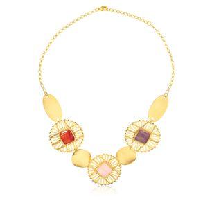 joias-max-colar-banhado-ouro-18k-com-pedras-laranja-rosa-lilas-2
