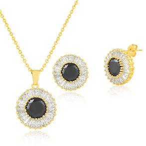 joias-conjunto-semi-joia-banhado-ouro-18k-com-zirconias-black-e-cristal