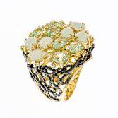 joias-anel-semi-joia-com-pedras-verdes