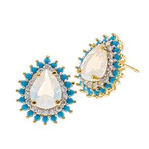 joias-brinco-semi-joia-gota-com-pedra-cristal-e-zirconias-azul-turquesa