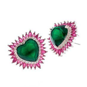 joias-brinco-semi-joia-coracao-com-pedra-verde-e-zirconias-navetes-rosa