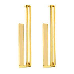 Brinco-Argola-Retangular-Lisa-Banhado-em-Ouro-18k