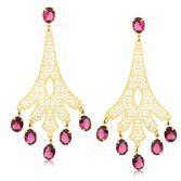 joias-brinco-semi-joia-banhado-ouro18k-com-vidro-pink