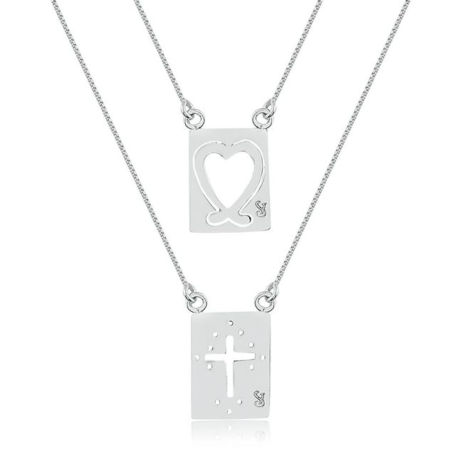 joias-escapulario-prata-pingentes-cruz-coracao