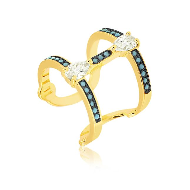 joias-anel-semi-joias-banhado-ouro-18k-com-zirconias-azul-turquesa-e-cristal