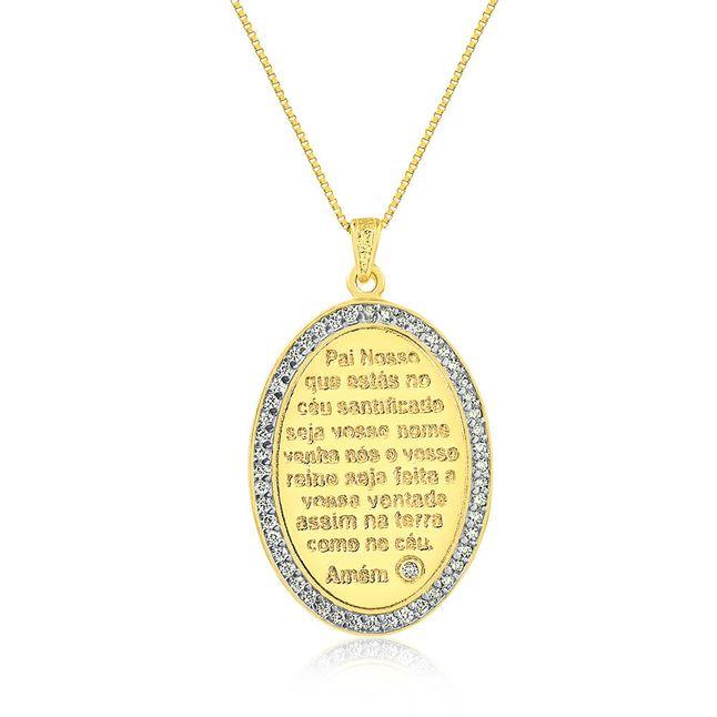 joias-colar-semi-joia-pai-nosso-banhado-ouro-18k-com-zirconias-cristal
