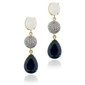 joias-brinco-semi-joia-com-duas-pedras-facetadas-branca-e-preta-e-zirconias-cravejadas-ao-meio