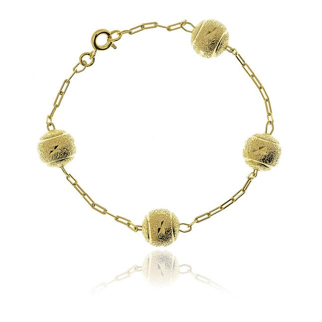 joias-pulseira-semi-joia-dourada-com-bolas
