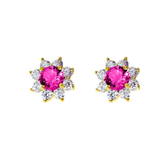 brinco-flor-com-zirconias-pink-e-cristal-banhado-em-ouro-18k