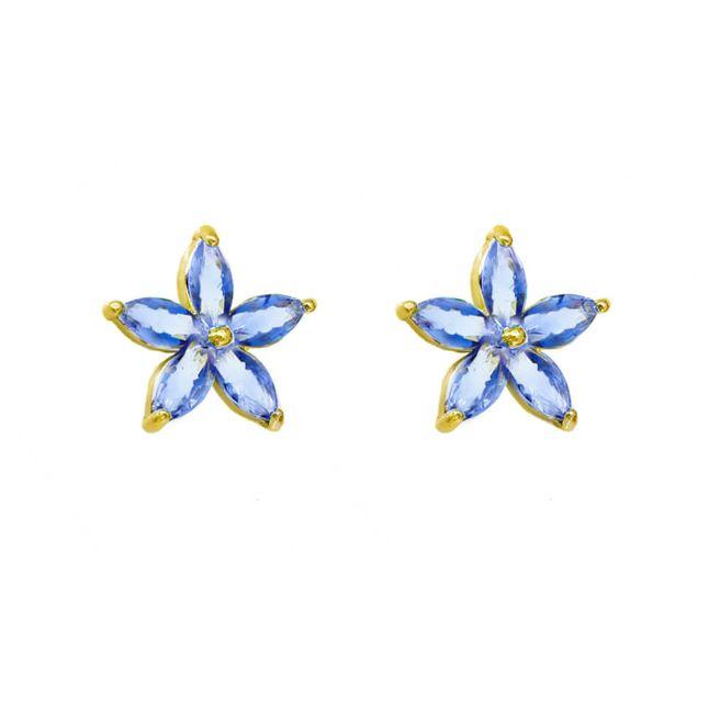 brinco-flor-com-zirconias-navetes-azul-banhado-em-ouro-18k