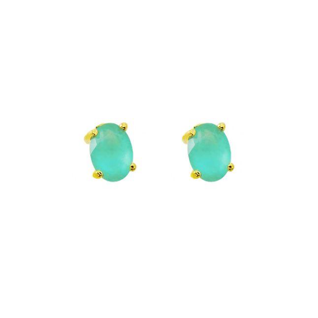 brinco-oval-com-zirconia-verde-banhado-em-ouro-18k