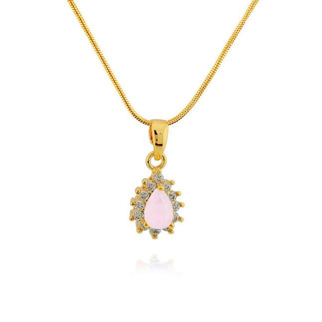 colar-gota-com-pedra-rosa-e-zirconias-cristal-cravejadas-banhado-em-ouro-18k
