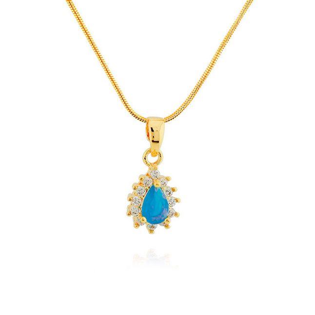 colar-gota-com-pedra-azul-e-zirconias-cristal-cravejadas-banhado-em-ouro-18k