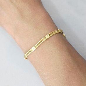 pulseira-com-mini-bolinhas-banhado-em-ouro-18k