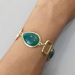 pulseira-com-pedras-verdes-banhado-em-ouro-18k