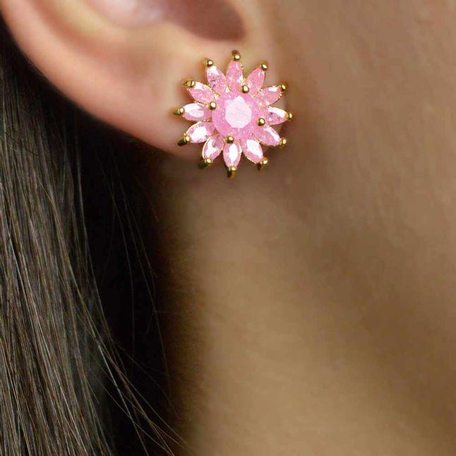 brinco-flor-com-zirconias-morganitas-fusion-banhado-em-ouro-18k-