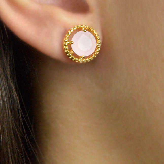 brinco-redondo-com-zirconia-no-centro-rosa-banhado-em-ouro-18k