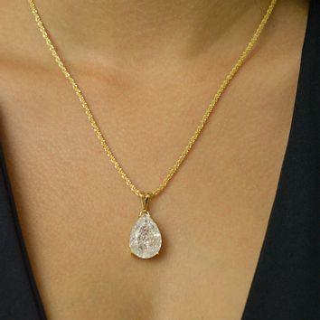 colar-pingente-gota-com-zirconia-fusion-cristal-banhado-em-ouro-18k