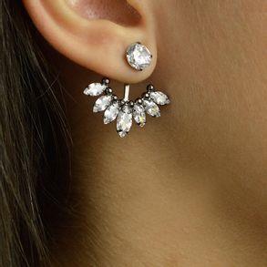 brinco-ear-jacket-com-zirconias-cristal-banhado-em-rodio-negro
