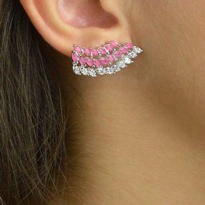 brinco-ear-cuff-cravejado-com-zirconias-navetes-rosa-e-cristal-banhado-em-rodio