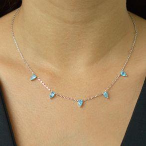 colar-choker-com-gotinhas-de-zirconias-fusion-azul-banhado-em-rodio