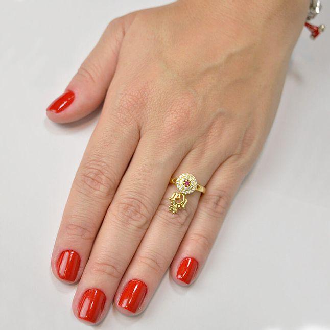 anel-pingente-menina-cravejado-com-zirconias-cristal-e-rubi-banhado-em-ouro-18k