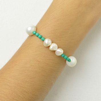 pulseira-azul-turquesa-com-perolas-de-agua-doce-e-shell
