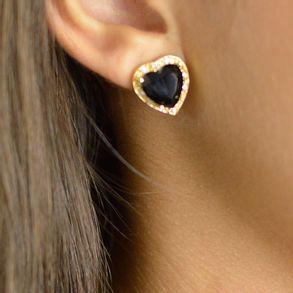 conjunto-de-coracao-pedra-black-e-zirconias-cristal-banhado-em-ouro-18k