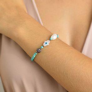 pulseira-azul-turquesa-de-perola-com-olho-grego-e-marcassita-2