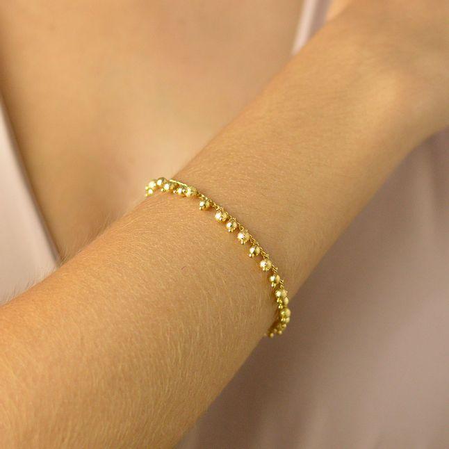 pulseira-com-pingentes-de-bolinhas-banhado-em-ouro-18k