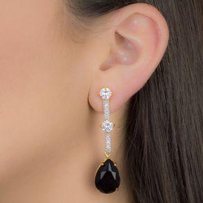 brinco-gota-black-e-pendulo-com-zirconias-cristal-banhado-em-ouro-18k