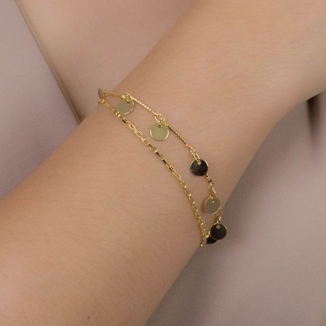 pulseira-dupla-com-parte-veneziana-e-pingentes-de-medalinhas-banhado-em-ouro-18k
