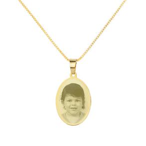 Pingente-Oval-Dourado-com-Foto