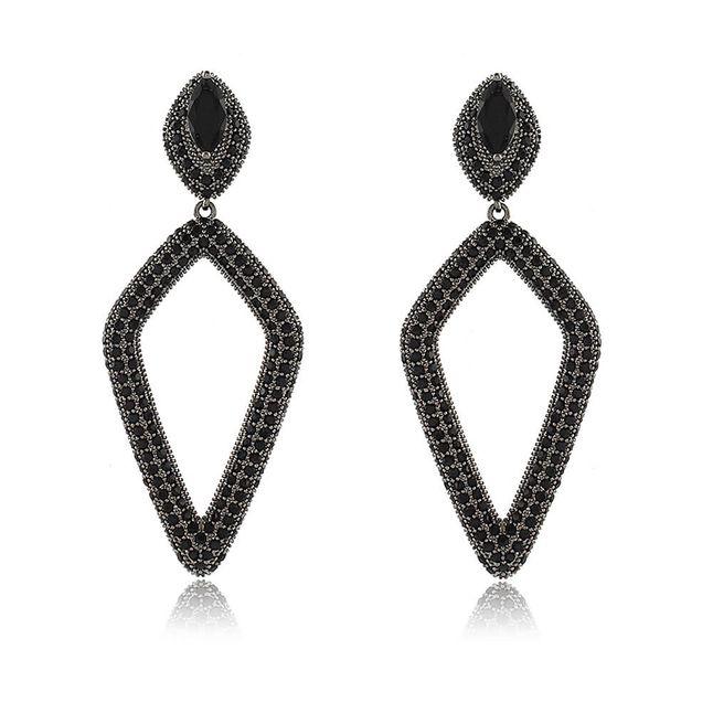 brinco-luxo-modelo-vazado-cravejado-com-zirconias-black-e-pedra-cristal-preta-banhado-em-rodio-negro