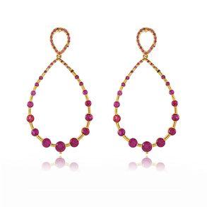 brinco-oval-cravejado-com-zirconias-pink-banhado-em-ouro-18k