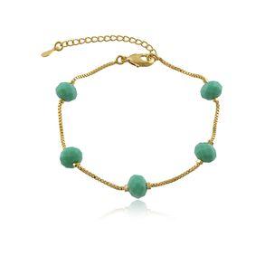 pulseira-com-micangas-cristais-verde-banhado-em-ouro-18k