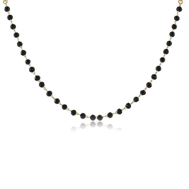 colar-choker-com-cristais-black-banhado-em-ouro-18k