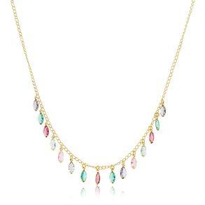 colar-corrente-groumet-com-pingentes-oval-colors-banhado-em-ouro-18k