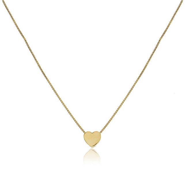 colar-com-pingente-de-coracao-liso-banhado-em-ouro-18k