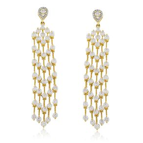 Brinco-franjas-com-zirconias-cristal-em-banho-de-ouro-18k