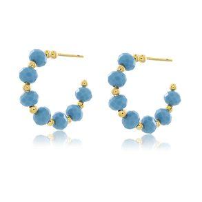 argola-com-micangas-azul-bic-banhado-em-ouro-18k