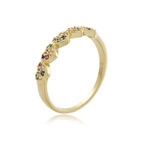 anel-com-coracoes-cravejado-com-zirconias-coloridas-em-banho-de-ouro-18k