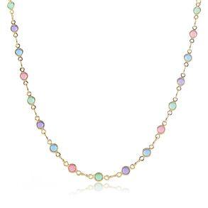 colar-choker-com-cristais-coloridos-transparentes-em-banho-de-ouro-18k