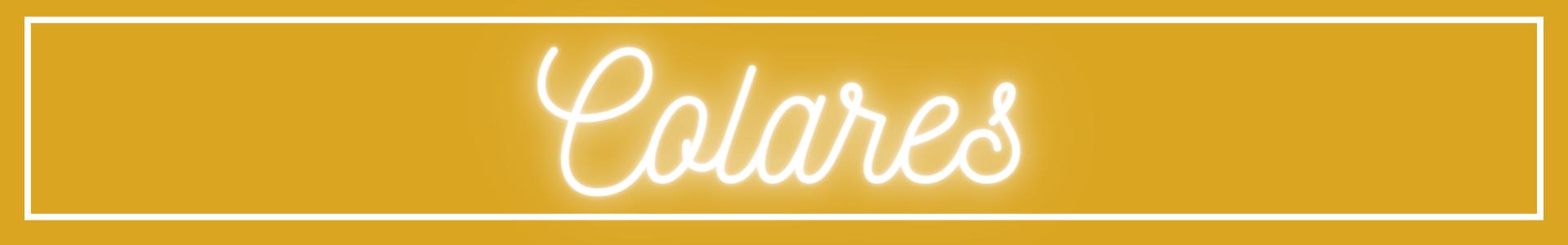 Banner Seção Colares