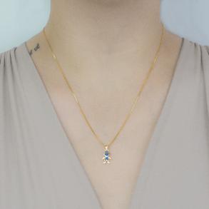 Colar-Com-Pingente-Menino-Todo-Cravejado-Com-Zirconias-Azul-Em-Banho-de-Ouro-18K